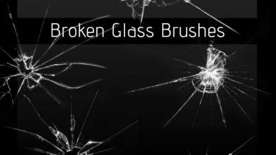 Photo of Free Broken Glass Brushes