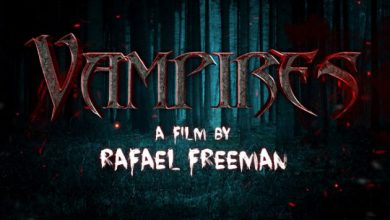 Photo of Horror Movie 3D Text Effect PSD