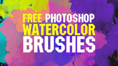 Photo of Watercolor Brushes for Photoshop by FixThePhoto