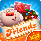 Candy Crush Friends Saga v1.50.3 Mod Apk