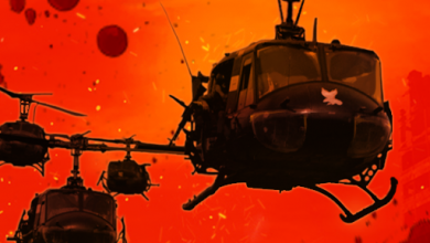 BLOOD COPTER