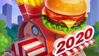 Crazy Chef: Fast Restaurant Cooking